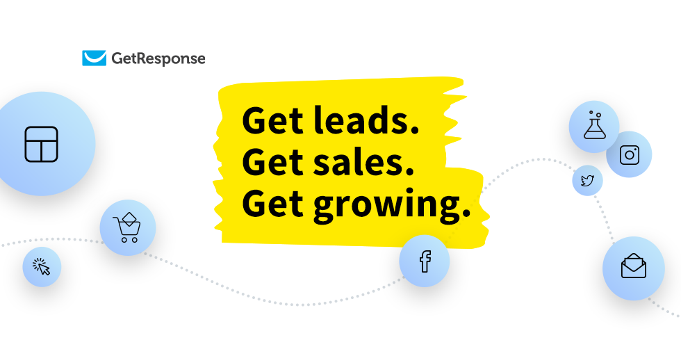GetResponse | Trusted Inbound Marketing Software - Email Marketing and Beyond