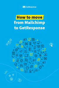 How to move from Mailchimp to GetResponse.