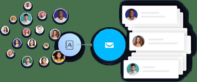 Wykonaj migrację istniejącej bazy adresowej