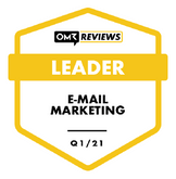 OMR Reviews - LEADER E-MAIL MARKETING Q1/21