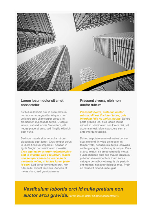 56_big Tech Newsletter Template From Microsoft on